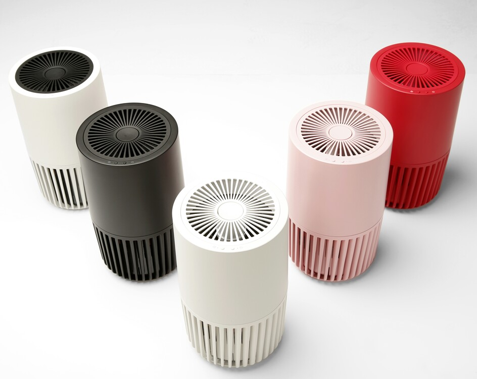 KP-A235 : Air purifier with Bluetooth speakers