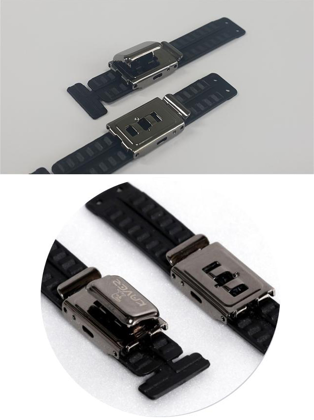KP-A271 : One-touch bi-directional sliding fine adjustment buckle image