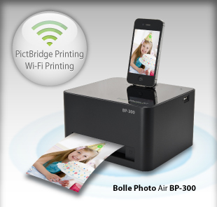 KP-A44 : SMART PHONE PHOTO PRINTER